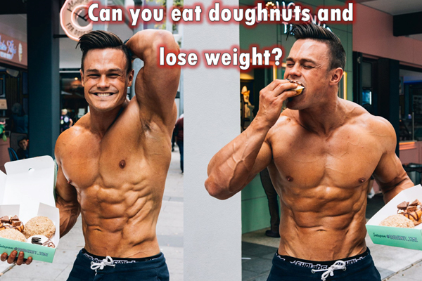 Can You Eat Doughnuts & Lose Weight?